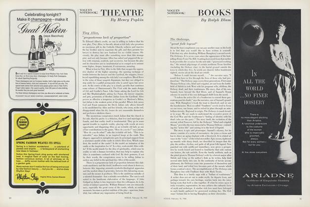 Theatre: Tiny Alice