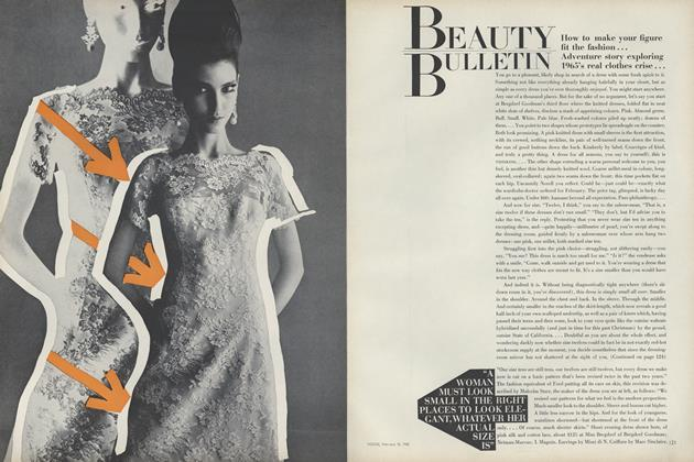 How to Make Your Figure Fit the Fashion...Adventure Story Exploring 1965's Real Clothes Crise...