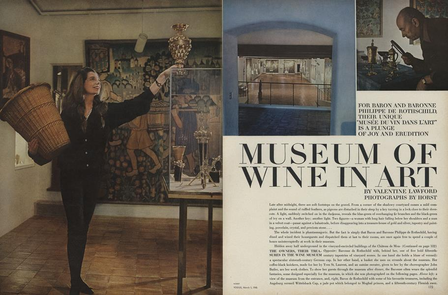 Museum of Wine in Art