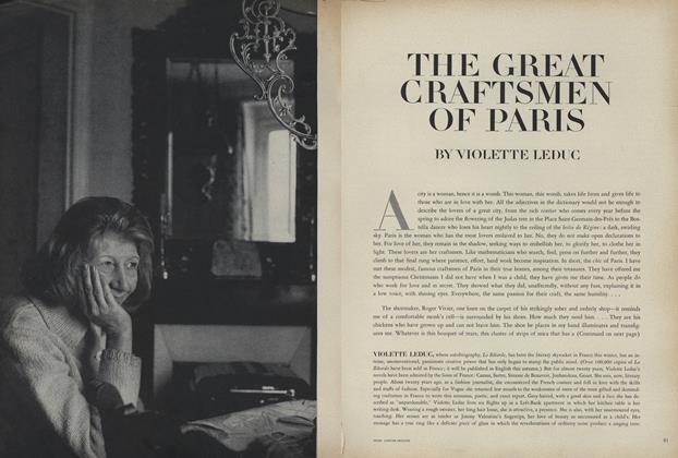 Article Preview: The Great Craftsmen of Paris, March 15 1965 | Vogue