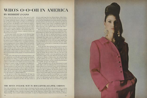 Article Preview: Who's O-o-oh In America, March 15 1965 | Vogue