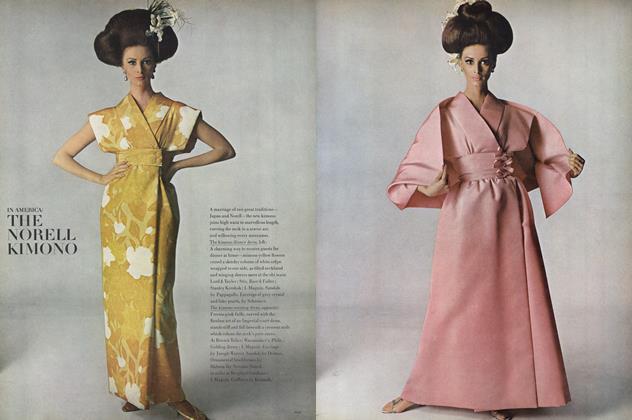 In America: The Norell Kimono