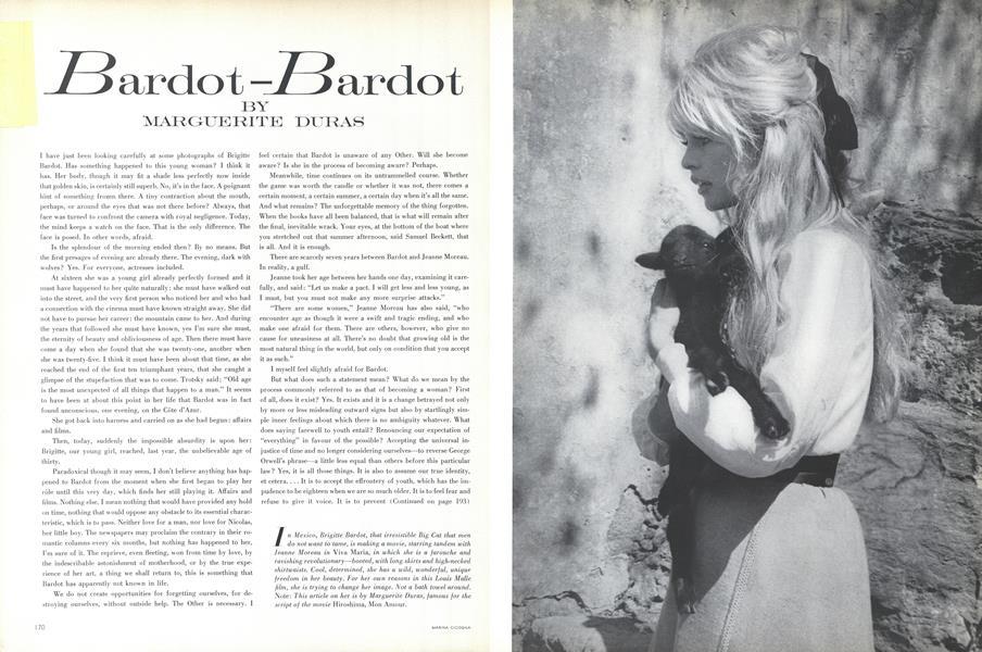 Bardot–Bardot