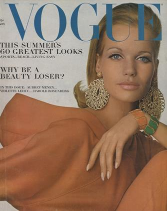 Cover for the May 1965 issue