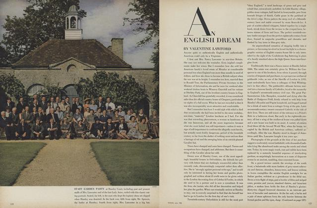 An English Dream