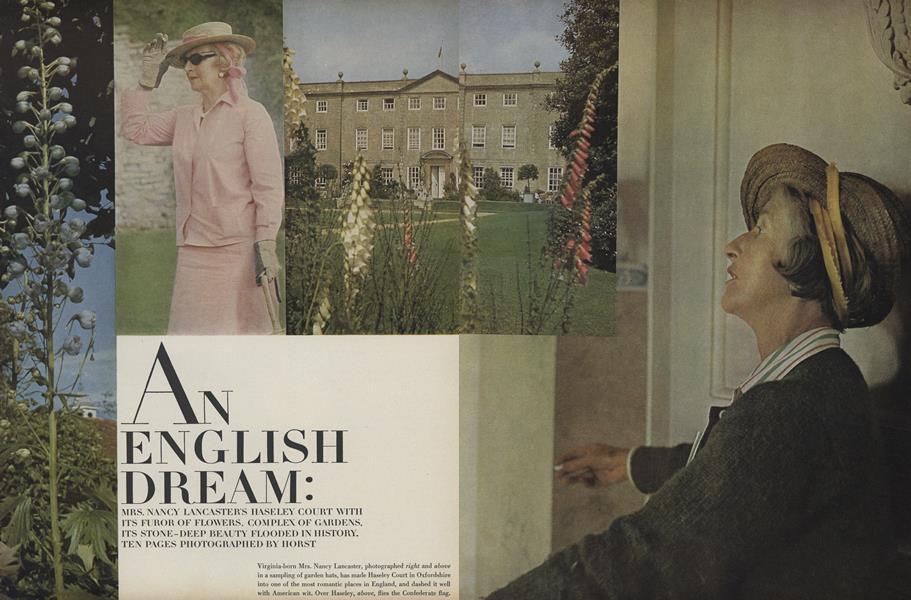 An English Dream