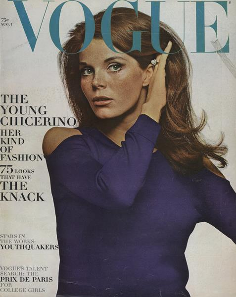 Issue: - August 1 1965   Vogue
