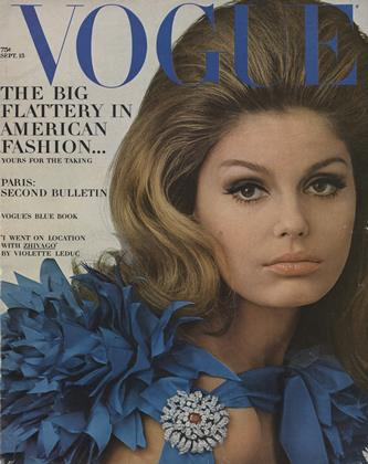 Cover for the September 15 1965 issue