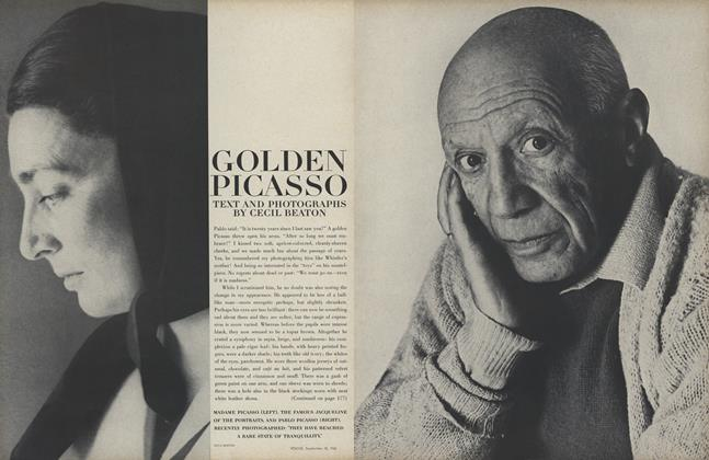 Golden Picasso