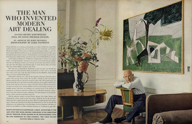 The Man Who Invented Modern Art Dealing