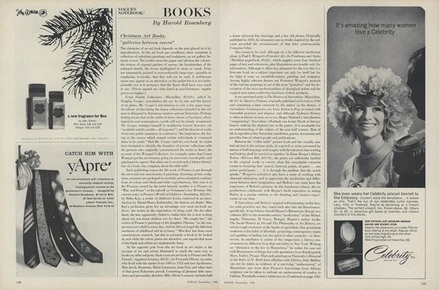 Books: Christmas Art Books