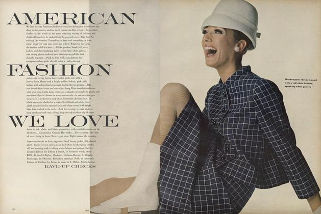 Article Preview: American Fashion we Love, February 1 1966 | Vogue