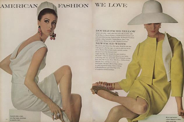 Article Preview: More American Fashion we Love, February 1 1966 | Vogue