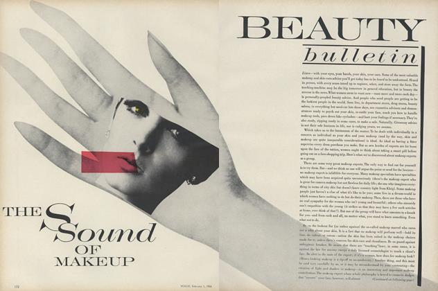 The Sound of Makeup