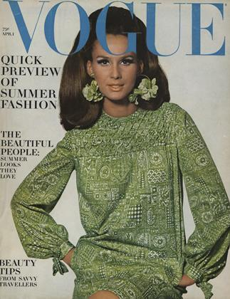 Cover for the April 1 1966 issue