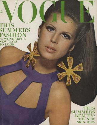 Cover for the May 1966 issue