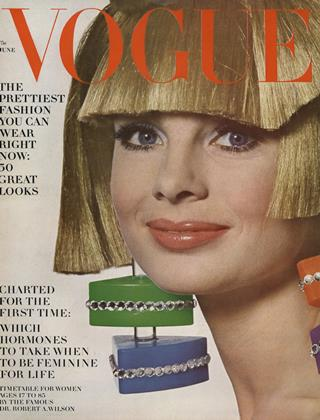 Cover for the June 1966 issue