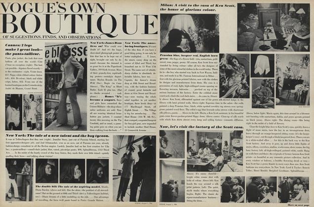 Vogue's Own Boutique