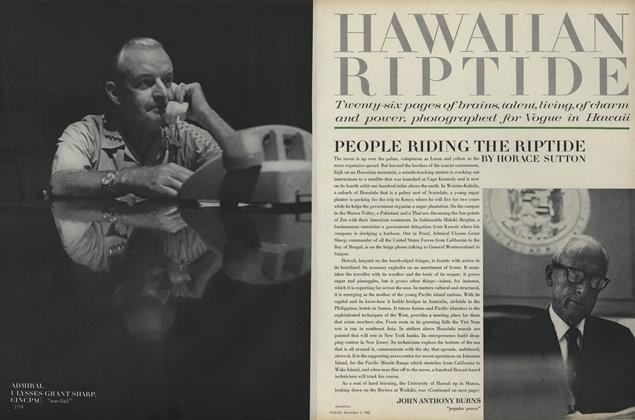 Hawaiian Riptide