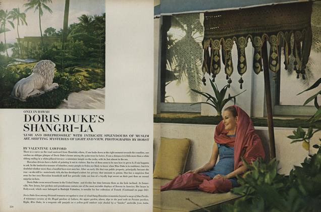 Only in Hawaii: Doris Duke's Shangri-La