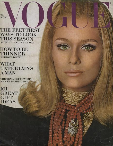 Issue: - November 15 1966   Vogue
