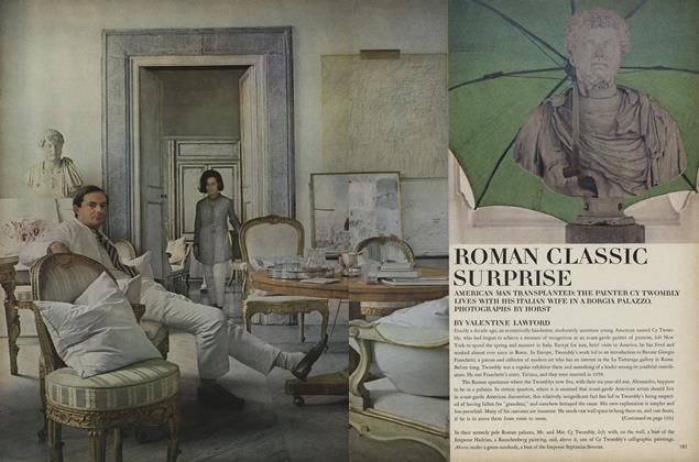 Roman Classic Surprise
