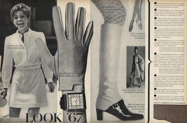 Article Preview: Look '67, January 1 1967 | Vogue