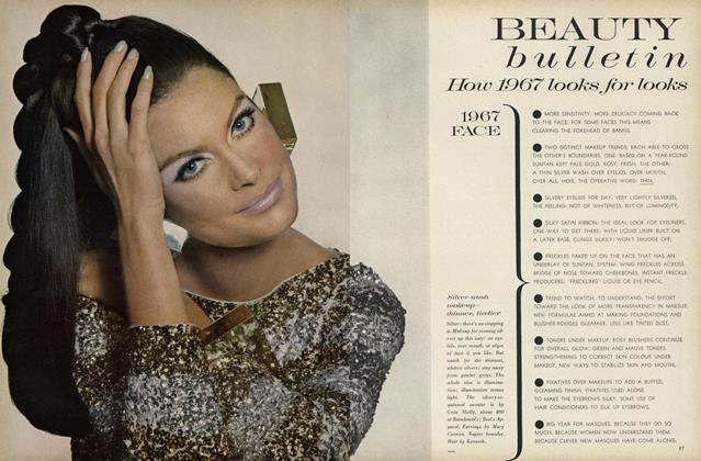 Article Preview: How 1967 Looks for Looks, January 1 1967 | Vogue
