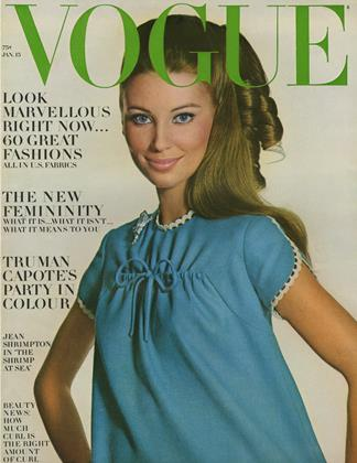 Cover for the January 15 1967 issue