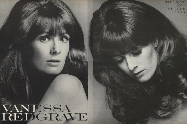 Vanessa Redgrave: the Now and Future Star