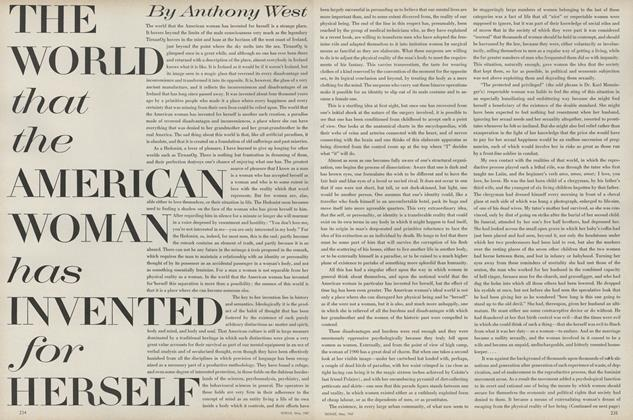 Article Preview: The World that the American Woman has Invented for Herself, May 1967 | Vogue