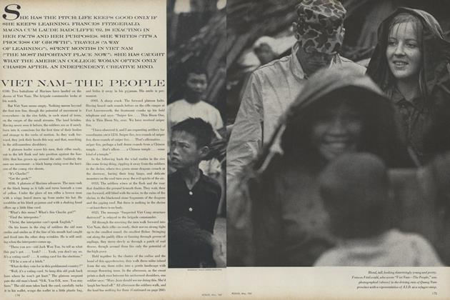 Article Preview: Viet Nam -- The People, May 1967 | Vogue