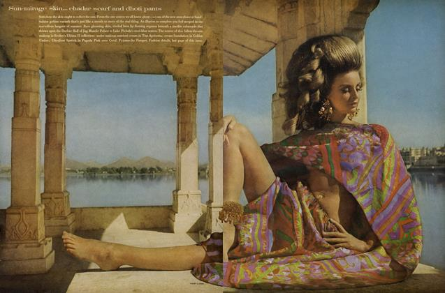 Summer in the City of Dreams -- Udaipur