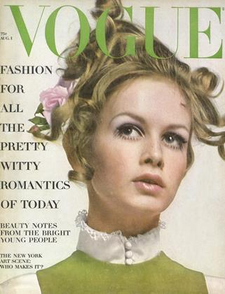 Cover for the August 1 1967 issue