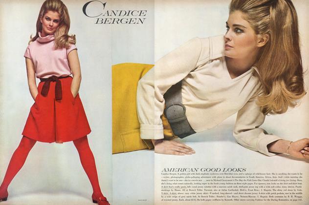 Candice Bergen: American Good Looks