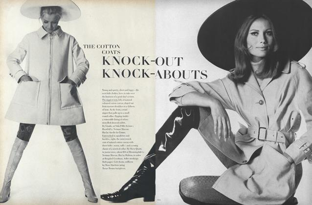 The Cotton Coats: Knock-Out, Knock-Abouts