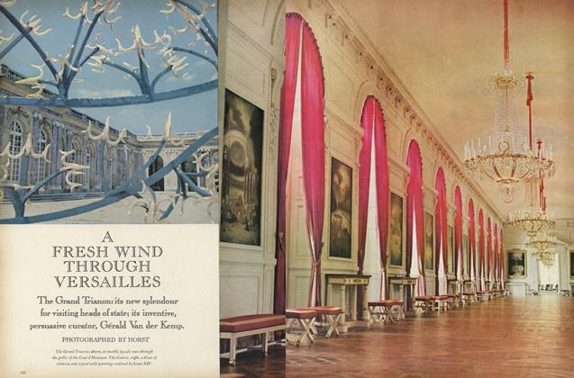 A Fresh Wind through Versailles