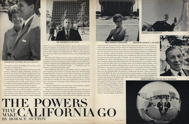 Article Preview: The Powers that Make California Go, August 15 1967 | Vogue