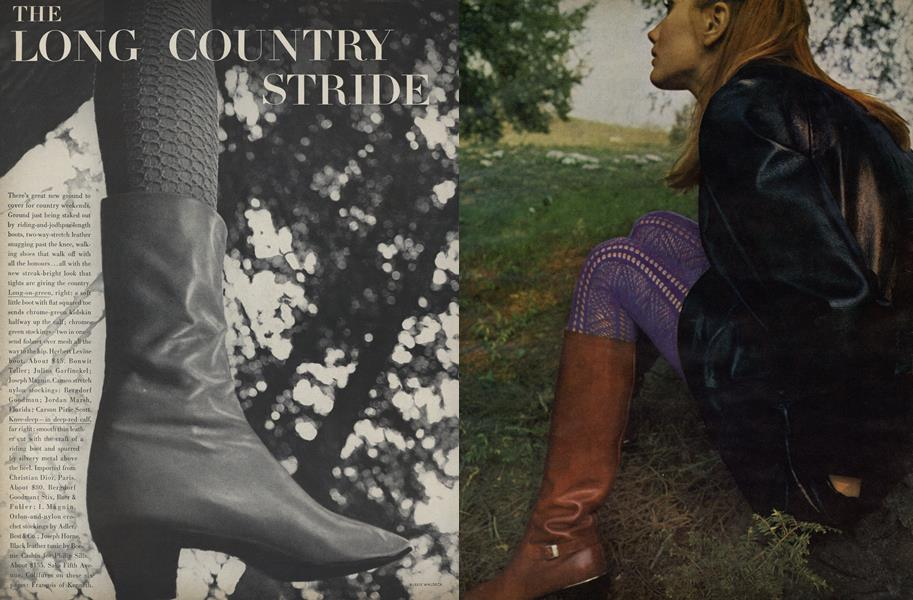 The Long Country Stride