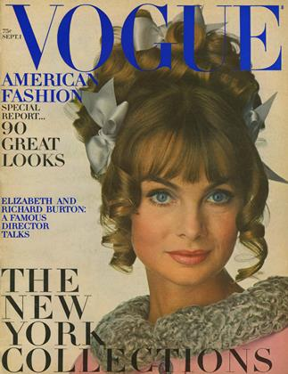 Cover for the September 1 1967 issue
