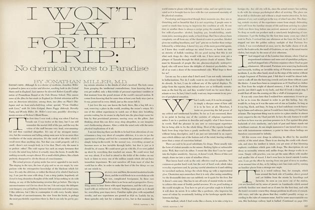 Article Preview: I Won't Pay for the Trip, September 1 1967 | Vogue