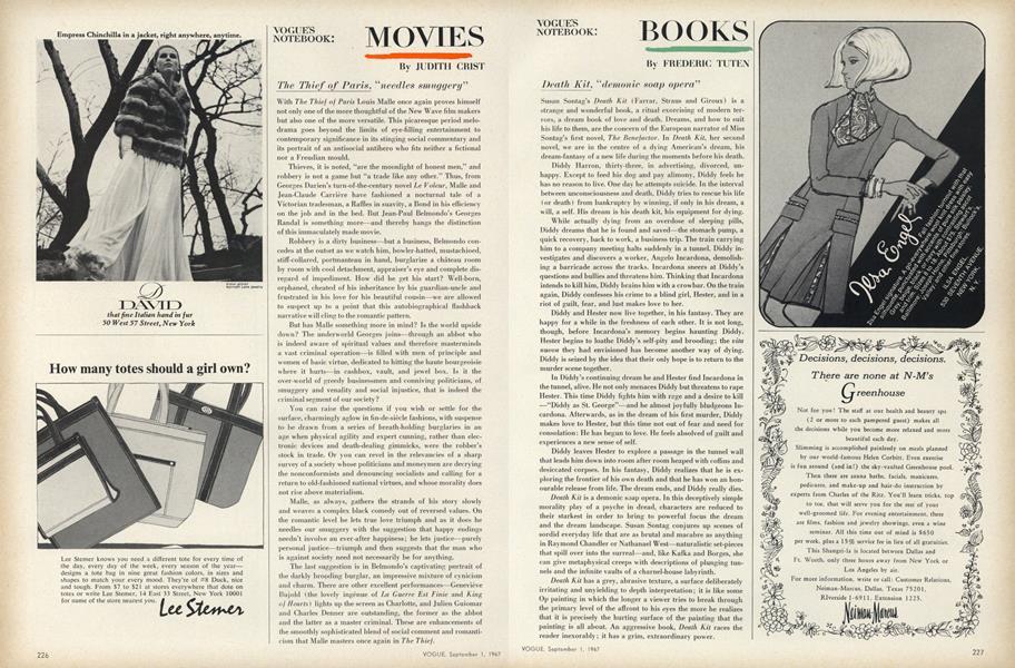 Movies: The Thief of Paris