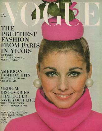 Cover for the September 15 1967 issue