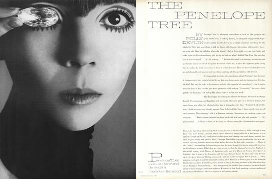 The Penelope Tree - October 1 | Vogue