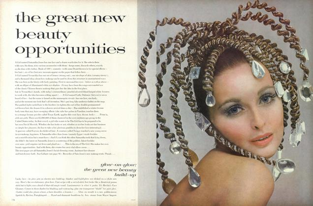 Article Preview: The Great New Beauty Opportunities, October 1 1967 | Vogue