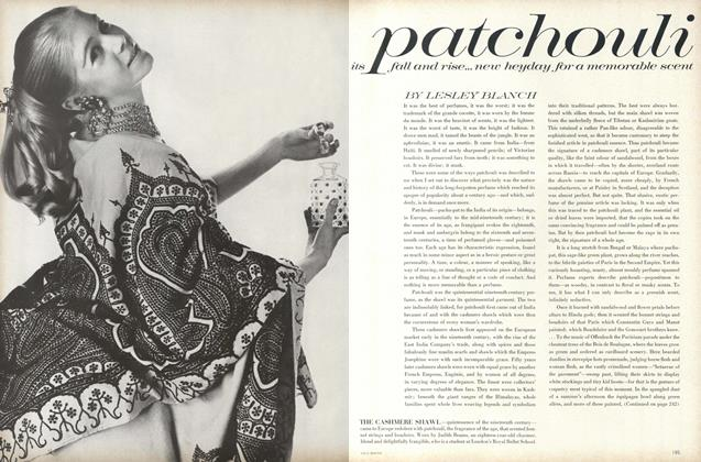 Article Preview: Patchouli, October 1 1967 | Vogue