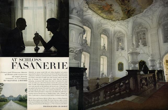 Article Preview: At Schloss Fasanerie, October 15 1967 | Vogue