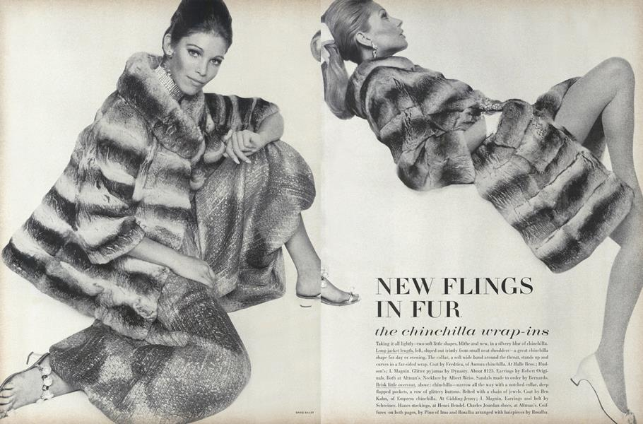 New Flings in Fur