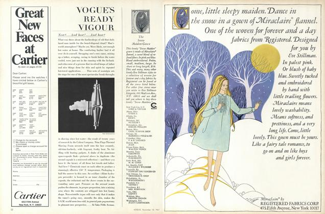 Article Preview: , November 15 1967 | Vogue