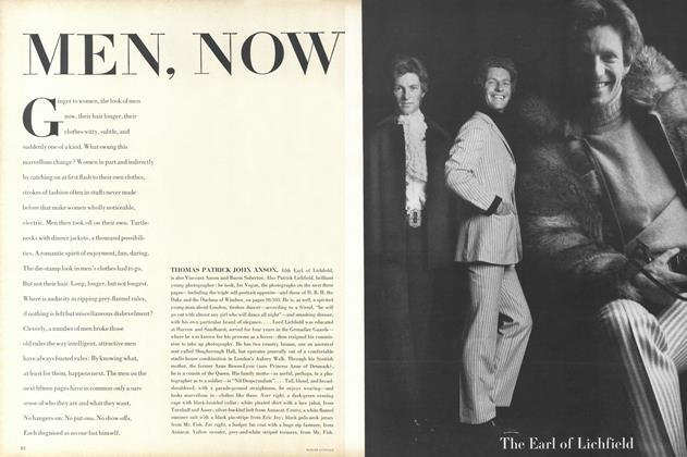 Article Preview: Men, Now, November 15 1967 | Vogue